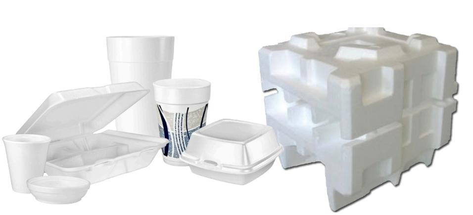 Non Recyclable Styrofoam Waste Gain Its Rebirth From Intco Recycling Whatech