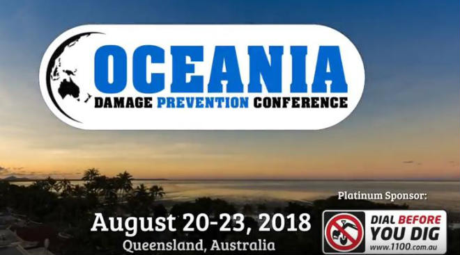 PEL826 Coming soon Australias first damage prevention conference