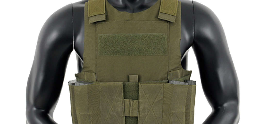 Body Armor market report just published - WhaTech