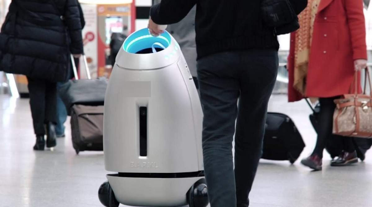 Global Trash Robots (Trashbots) Market forecast to 2026 interpreted by a  new report - WhaTech
