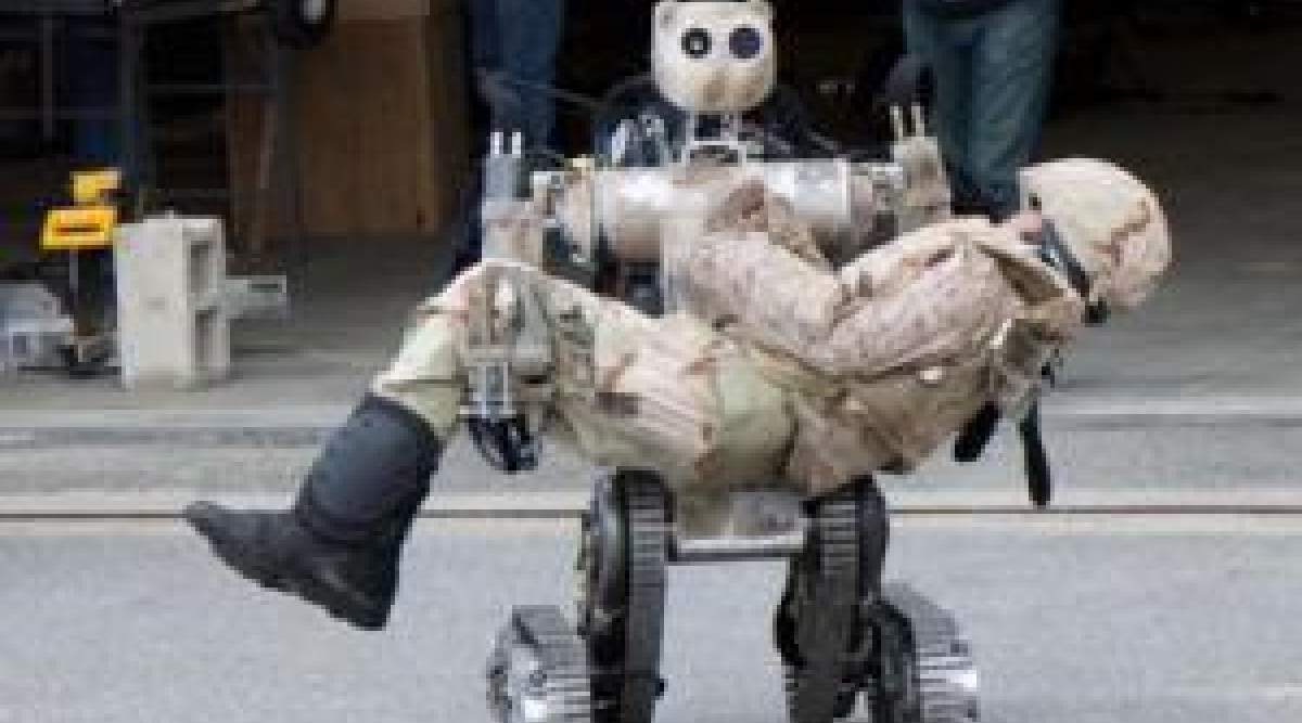 Global Security and Law Enforcement Robots market illuminated by new report  - WhaTech