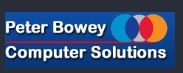 Peter Bowey Computer Solutions - Computer Service & Repairs