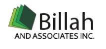 Billah and Associates - Small Business Bookkeeping