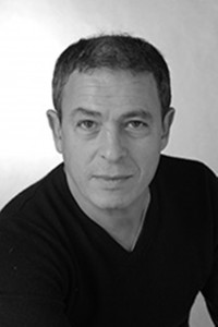Artist Abraham Dayan