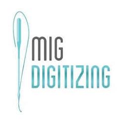 MigDigitizing - EMBROIDERY DIGITIZING SERVICES